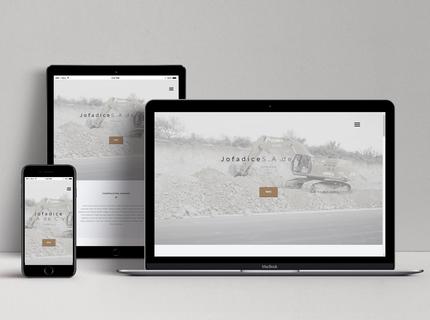 Diseño y Desarrollo de Landing Page - Página web