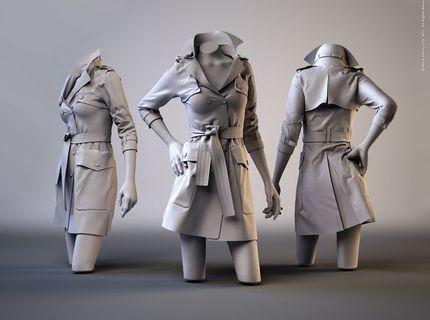 Modelado de Prendas 3D