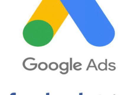 Setup Campañas en Google Ads- Facebook Ads
