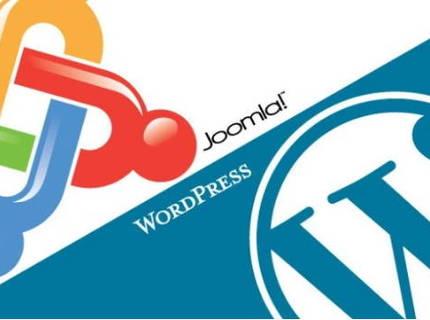 Creacion/edicion de sitios web Wordpress