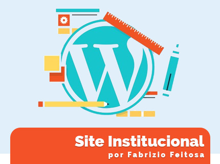 Site Institucional WordPress EM 5 DIAS!
