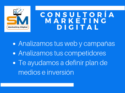Consultoría Profesional en marketing digital